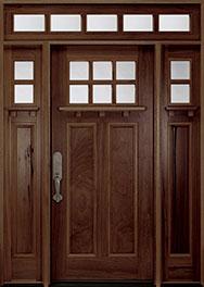 DB-M-A74 2SL CST Door