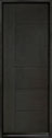 DB-EMD-B2T Mahogany Wood Veneer-Espresso Wood Door - in-Stock