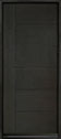 DB-EMD-B2W Mahogany Wood Veneer-Espresso Wood Door - in-Stock