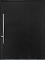 DB-EMD-A1 SLS CST Mahogany Wood Veneer-Espresso  Wood Front Door