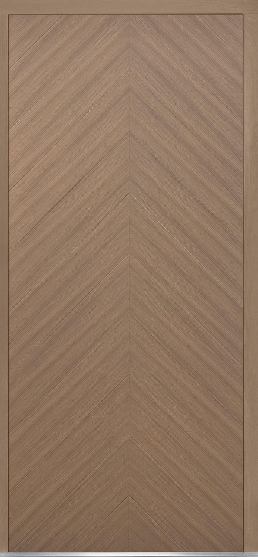 Wood Front Door - Single