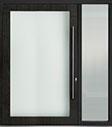DB-PVT-001 1SL24 60x96 Single with 1 Sidelite Pivot Door