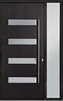 DB-PVT-004 1SL18 48x108 Single with 1 Sidelite Pivot Door