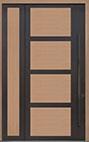 DB-PVT-825 SLS20 48x108 Single with Solid Sidelite Pivot Door