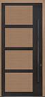 DB-PVT-825 48x108 Single Pivot Door