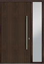 DB-PVT-A1 1SL18 48x96 Single with 1 Sidelite Pivot Door