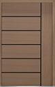 DB-PVT-B1 60x96 Single Pivot Door
