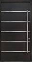 DB-PVT-B3 48x96 Single Pivot Door