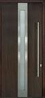 DB-PVT-D4 48x108 Single Pivot Door