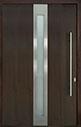 DB-PVT-D4 60x96 Single Pivot Door