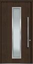 DB-PVT-E4 48x96 Single Pivot Door