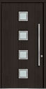DB-PVT-H4 48x96 Single Pivot Door