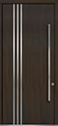DB-PVT-L1 48x108 Single Pivot Door