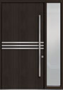 DB-PVT-L2 1SL18 48x96 Single with 1 Sidelite Pivot Door