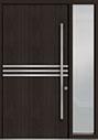 DB-PVT-L2 1SL18 48x96 Single with 1 Sidelite Pivot Door