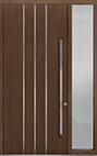 DB-PVT-L6 1SL18 48x108 Single with 1 Sidelite Pivot Door
