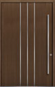 DB-PVT-L6 60x96 Single Pivot Door
