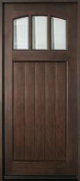 Front Wood Door - Custom