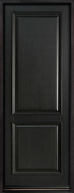 Classic Mahogany Wood Entry Door - Single - DB-301PT