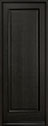 DB-001PT Mahogany-Espresso Wood Entry Door