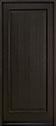 DB-001PW Mahogany-Espresso Wood Door - in-Stock