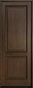 DB-302PT Mahogany-Walnut Wood Entry Door
