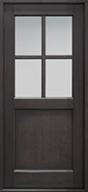 Classic Series Mahogany Wood Front Door  - GD-004PS
