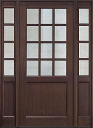 DB-012PW 2SL Door