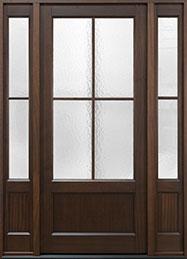 DB-104PW 2SL Door