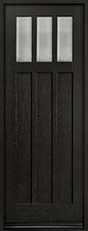 Classic Series Mahogany Wood Front Door  - GD-114PT