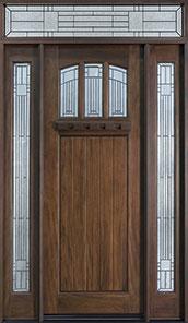 DB-211T 2SL TR Door
