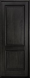 Classic Mahogany Wood Front Door  - GD-302PT