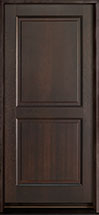 Classic Series Mahogany Wood Front Door  - GD-303PS