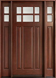 DB-311W 2SL CST  Door
