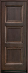 Classic Series Mahogany Wood Front Door  - GD-314PT