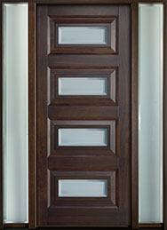 DB-825PW 2SL-F CST  Door