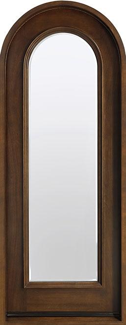 Wine-Cellar-Collection Mahogany Wood WineCellar Door - Single - DB-732