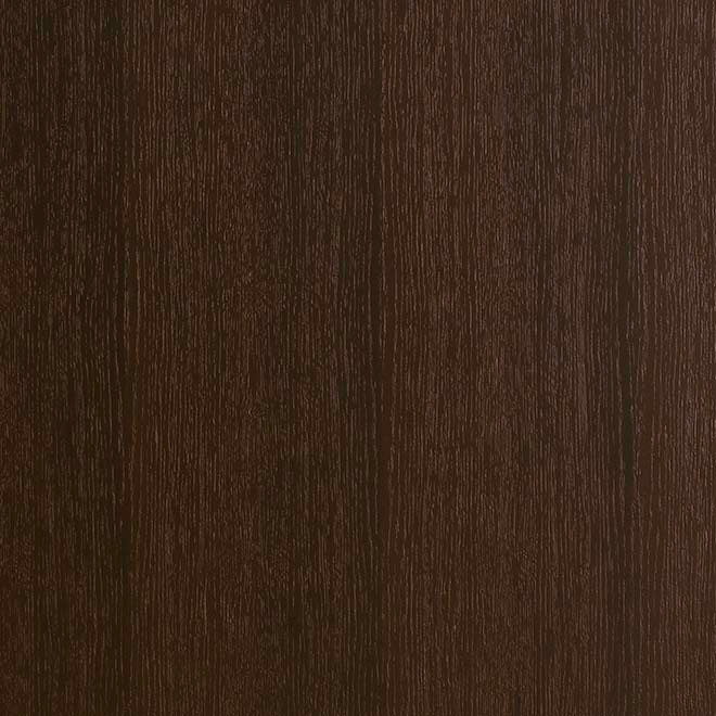Dark Mahogany Wood ~ Modern interior door custom single wood veneer solid