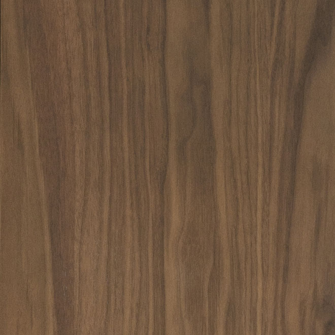 Walnut (Rift Cut) Wood with Light Walnut Finish
