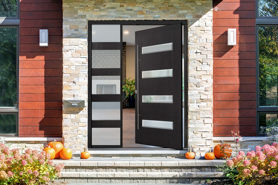 Pivot Door PVT-004