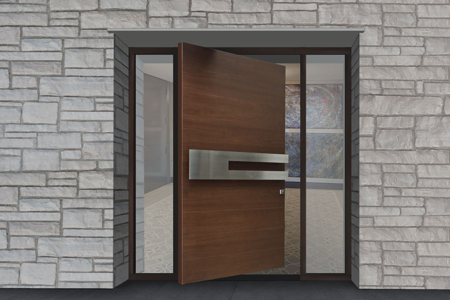 Pivot Door PVT-A4