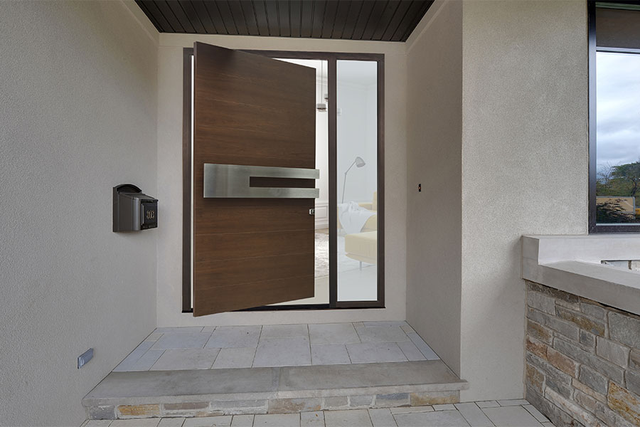 Pivot Entry Doors
