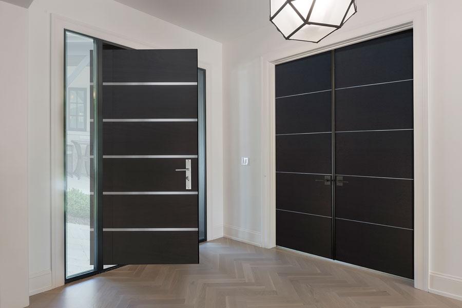 Pivot Doors B3