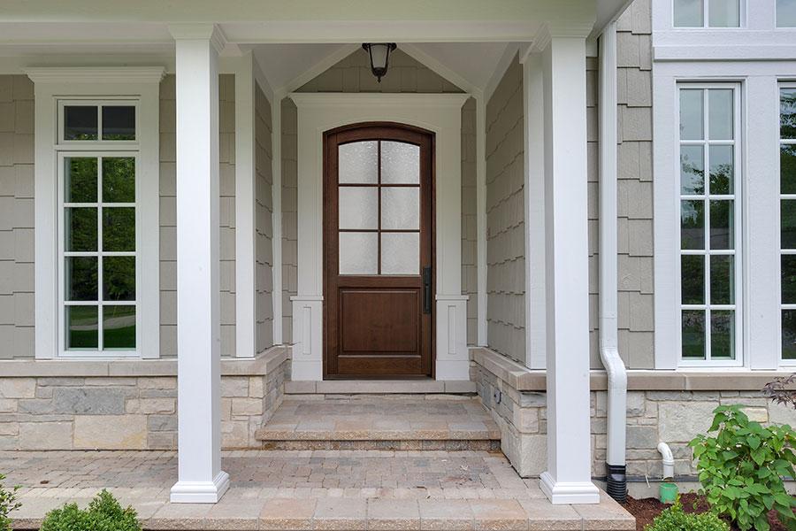 Arch Top Doors - Glenview Doors 1
