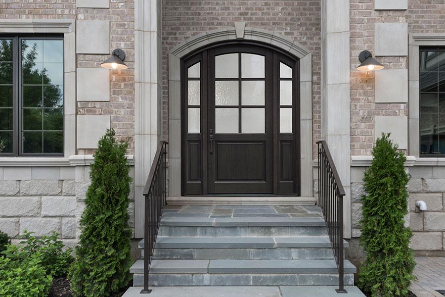 Arch Top Doors - Glenview Doors 3