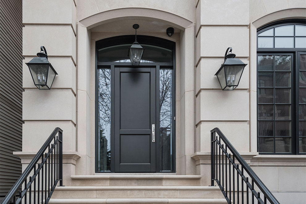 Front Entry Doors, Mahogany Exterior Doors by Glenview Doors ...