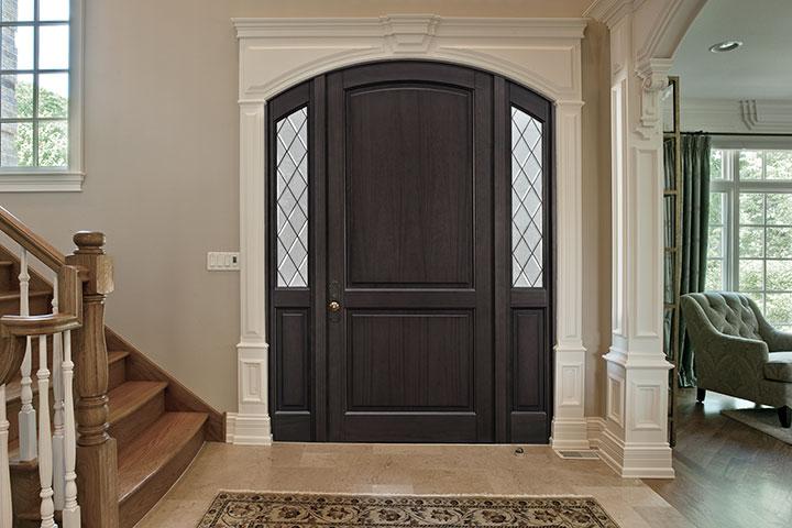 Classic Style Custom Front Doors