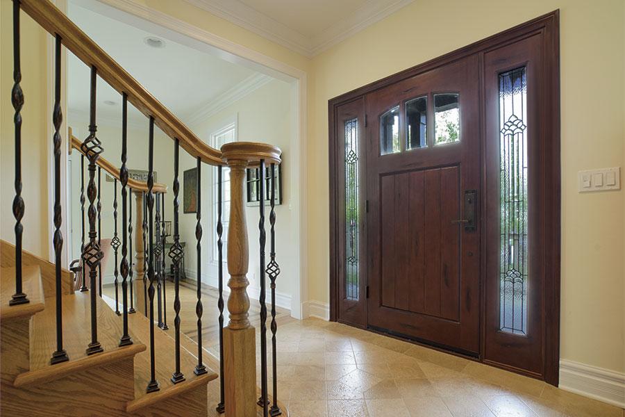 Craftsman Doors - Glenview Doors