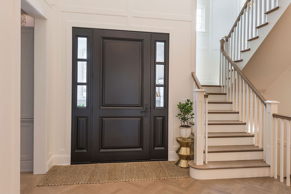 Wood Front Doors  <br/> in Massachusetts