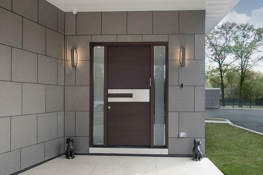 Modern Doors - Glenview Doors